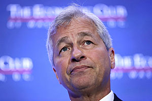 JPMorgan Chase CEO Jamie Dimon Warns 'There's a Recession Ahead'