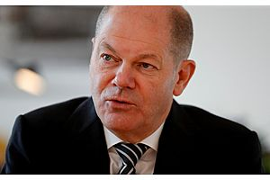 Germany to Tap All Fiscal Options in Case of Economic Crisis: Scholz