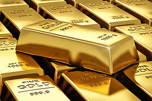 Gold Edges up as Geopolitics Take Control of Trade
