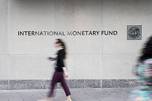 Financial Titans Fear Central Bank Powers Near Limit: IMF Update