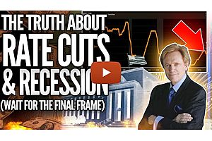 The Truth About the Fed's Rate Cuts (Wait for the Final Frame) New Mike Maloney Video