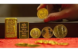 Gold Prices Edge Higher as Investors Watch Tariff Talks and the Fed