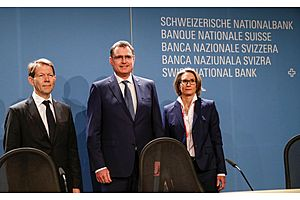 Swiss National Bank Indicates Negative Rates to Stay for Long Haul