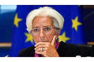 Watch Live: Christine Lagarde's First Press Conference As ECB President