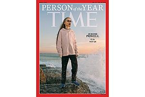 Fed Chair Powell Time's Person Of The Year?
