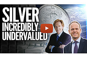 See full story: Silver is INCREDIBLY Undervalued—New Mike Maloney Video