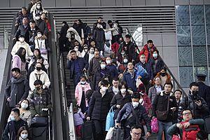 See full story: China Virus Outbreak Spooks Global Markets