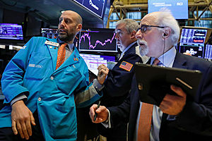 See full story: Traders Grow Worried About Market's Rapid Rise: 'Swim at Your Own Risk'