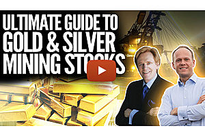 See full story: Ultimate Guide to Gold and Silver Mining Stocks - Mike Maloney Buying Miners?