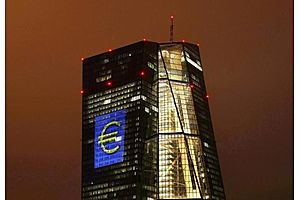 See full story: ECB Keeps Rates, QE Unchanged; Launches First Strategy Review In 17 Years