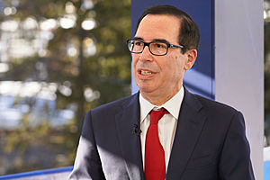 See full story: Mnuchin: Started Work on Second Round of Tax Cuts to Boost Growth