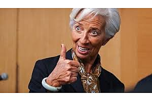 See full story: Lagarde: We Expect ECB Interest Rates to Remain at Present or Lower