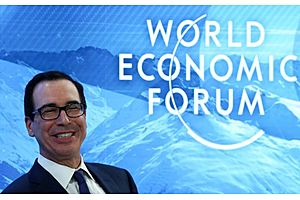 See full story: Mnuchin Says U.S. Government Must Cut Spending, Shrink Deficits