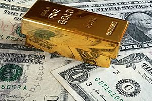 See full story: US Dollar and Gold in Tandem