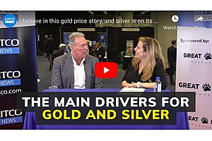 See full story: I Believe in This Gold Price Story, & Silver Is on Its Way: David Morgan