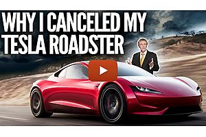 "See full story: ""Why I canceled my Tesla roadster order"" – Mike Maloney"