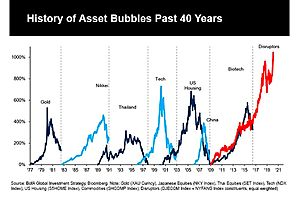 See full story: When Bubbles Pop, Only the First Sellers Escape Being Bagholders