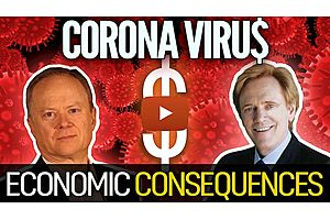 See full story: CoronaVirus: Devastating Economic Consequences To Come - Mike Maloney & Chris Martenson (Part 1)