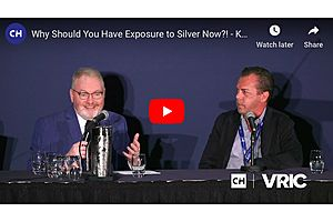 See full story: Why Should You Have Exposure to Silver Now?: Keith Neumeyer & Jeff Clark