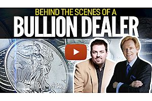 See full story: Behind the Scenes of a Bullion Dealer - Mike Maloney w/ Alex Daley