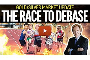 The Race To Debase the World's Currencies - Mike Maloney