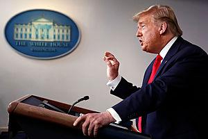 Trump orders General Motors to make ventilators under Defense Production Act