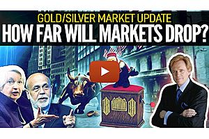 See full story: How Far Will Markets Drop? - Mike Maloney