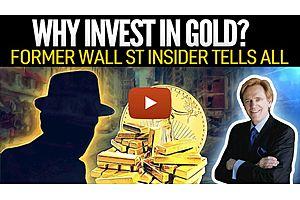 See full story: Gold Crushes Stocks: Former Goldman Sachs Insider Explains - Mike Maloney