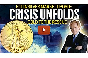 See full story: CRISIS UNFOLDS: Gold to the Rescue - Mike Maloney