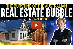 See full story: The Bursting of the Australian Real Estate Bubble - Special Report with Mike Maloney