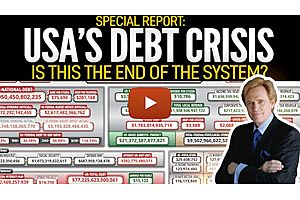 See full story: USA's DEBT CRISIS: Is This The End Of The System? Mike Maloney