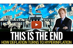 See full story: This Is The End: How & When Deflation Turns To Hyperinflation