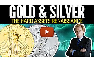 See full story: This One Chart Shows a Gold & Silver 'Hard Assets Renaissance' Is Upon Us