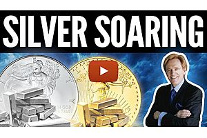 See full story: Silver Soars - Where To Next? Mike Maloney