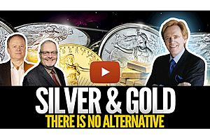 See full story: Silver & Gold: There Is No Alternative w/Chris Martenson & Jeff Clark
