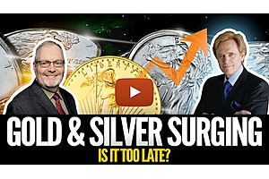 See full story: Gold & Silver - Is It Too Late? & Why Precious Metals Can Improve Mental Health