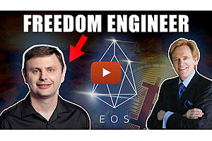 See full story: Engineering Freedom - Dan Larimer & Mike Maloney on EOS, Bitcoin & More