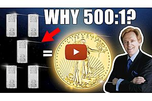 See full story: Why I Own 1oz Gold For Every 500oz Silver