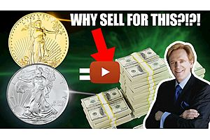 See full story: Why On Earth Would I Sell My Gold & Silver For Dollars?