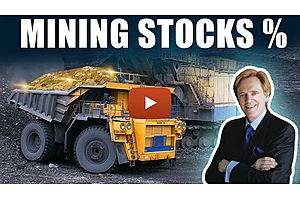 See full story: Gold & Silver Mining Stocks: What % Are They Of My Portfolio?