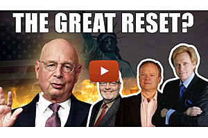 See full story: The Great Reset: Were the 'Conspiracy Theorists' Right?