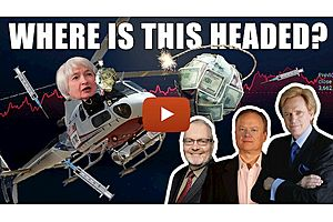 See full story: Where Is This Headed? STIMULUS, VACCINES, STOCKS - Total Insanity