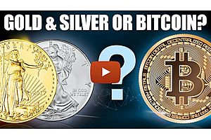 See full story: Is Bitcoin Diverting Capital From the Gold & Silver Markets? Mike Maloney