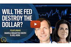 See full story: Will The Fed Destroy The Dollar?