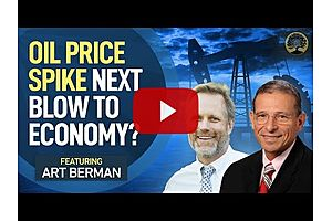 See full story: Will An Oil Price Spike Be The Next Blow To The Economy?
