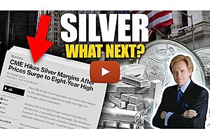 See full story: Silver: What Next? Mike Maloney's Take