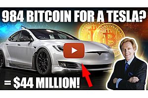 See full story: My Friend Spent 984 Bitcoin On A Tesla