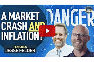 See full story: A Market Crash AND High Inflation?
