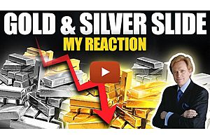 See full story: Mike Maloney: My Reaction To Gold & Silver Being Crushed