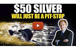 See full story: $50 Silver Will Just Be a Pit-Stop for Higher Prices, Here's Why.